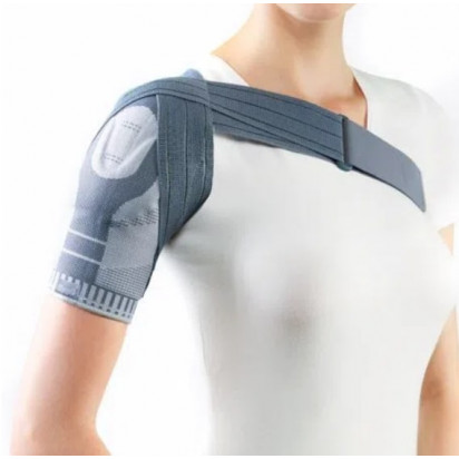 Suporte de Ombro Shoulder Activator na cor cinza da marca Chantal