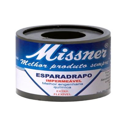 Esparadrapo Missner com Capa 2,5x4,5mt