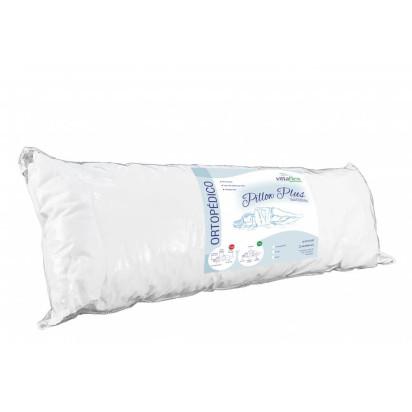 Travesseiro Pillow Plus Antialérgico 40x130cm Vittaflex