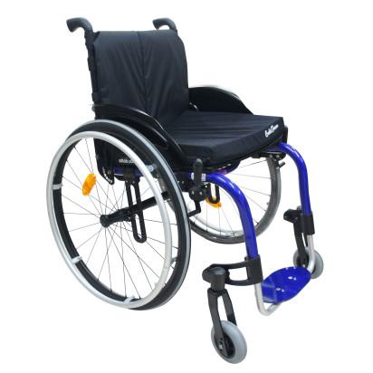 Cadeira de Rodas Monobloco Ventus Roda Infinity Ultralight Ottobock