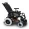 Cadeira de Rodas Motorizada B400 Até 140kg com Ajuste de Largura/Altura/Profundidade Ottobock preta