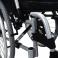 Cadeira de Rodas Alumínio Start M1 Prata Ottobock